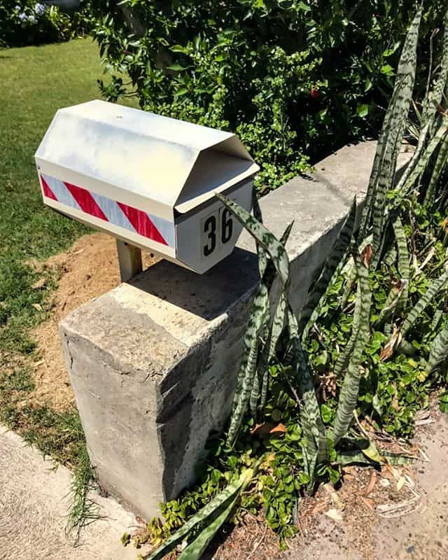 Letterbox safety
